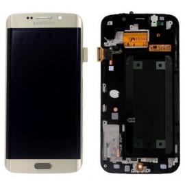 LCD GH97-17162C Samsung S6 Edge G925F Screen Gold