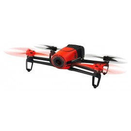 Parrot Bebop Drone red Quadrocopter